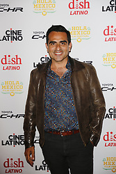 LOS ANGELES, CA - JUNE 7 Armando Rey attends the 9th Annual Hola Mexico Film Festival Opening Night at the Regal LA LIVE in downtown Los Angeles, on June 7, 2017 in Los Angeles, California. Byline, credit, TV usage, web usage or linkback must read SILVEXPHOTO.COM. Failure to byline correctly will incur double the agreed fee. Tel: +1 714 504 6870.