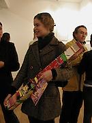 Felicity Pricam. Ellen Cantor: Crazy Treasure Hunt, Anne Faggionato,<br /> © Copyright Photograph by Dafydd Jones 66 Stockwell Park Rd. London SW9 0DA Tel 020 7733 0108 www.dafjones.com