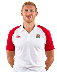 James Rodwell of England Rugby 7s - Mandatory by-line: Robbie Stephenson/JMP - 17/09/2019 - RUGBY - The Lansbury - London, England - England Rugby 7s Headshots