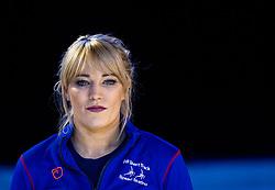 12-01-2019 NED: ISU European Short Track Championships 2019 day 2, Dordrecht<br /> Elise Christie #41 GBR