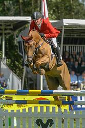 , Warendorf - Bundeschampionate 03 - 07.09.2003, Poly R - Tebbel, Rene