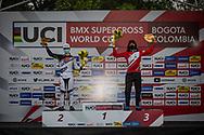 2021 UCI BMXSX World Cup<br /> Round 4 at Bogota (Colombia)<br /> Main<br /> ^me#239 NAKAI, Asuma (JPN, ME) Team_JPN<br /> ^wu#611 BURFORD, Thalya (SUI, WU) Team_CH, Pro Section