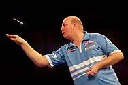 Vincent Van der Voort during the World Championship Darts 2018 at Alexandra Palace, London, United Kingdom on 17 December 2018.