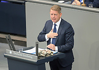 DEU, Deutschland, Germany, Berlin, 20.11.2020: Karsten Hilse (AfD) bei einer Rede im Plenarsaal des Deutschen Bundestags.