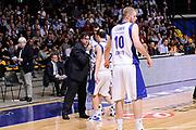 DESCRIZIONE : Desio Eurolega 2011-12 Bennet Cantu Olympiacos Piraeus<br /> GIOCATORE : Andrea Trinchieri<br /> CATEGORIA : coach<br /> SQUADRA : Bennet Cantu<br /> EVENTO : Eurolega 2011-2012<br /> GARA : Bennet Cantu Olympiacos Piraeus<br /> DATA : 09/11/2011<br /> SPORT : Pallacanestro <br /> AUTORE : Agenzia Ciamillo-Castoria/C.De Massis<br /> Galleria : Eurolega 2011-2012<br /> Fotonotizia : Desio Eurolega 2011-12 Bennet Cantu Olympiacos Piraeus<br /> Predefinita :