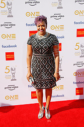 March 30, 2019 - Los Angeles, California, USA - LOS ANGELES, CA - MAR 29: Tia A. Smith attends the 50th NAACP Image Awards Non-Televised Dinner at The Berverly Hilton on March 29 2019 in Los Angeles CA. Credit: CraSH/imageSPACE/MediaPunch (Credit Image: © Imagespace via ZUMA Wire)