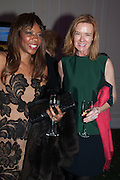 DAMBISA MOYO; DEE STIRLING, Fundraising Gala for the Zeitz foundation and Zoological Society of London hosted by Usain Bolt. . London Zoo. Regent's Park. London. 22 November 2012.