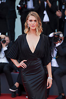 Gaia Weiss at the First Man Premiere, Opening Ceremony and Lifetime Achievement Award To Vanessa Redgrave at the 75th Venice Film Festival, Sala Grande on Wednesday 29th August 2018, Venice Lido, Italy.