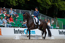 Visser Tommie, NED, Vingino<br /> CDI 3* Grand Prix - CHIO Rotterdam 2017<br /> © Hippo Foto - Dirk Caremans<br /> Visser Tommie, NED, Vingino