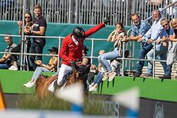 Thieme Andre, GER, DSP Chakaria<br /> European Championship Riesenbeck 2021<br /> © Hippo Foto - Dirk Caremans<br />  03/09/2021