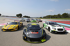France:  Blancpain GT Series 13 March 2017
