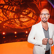 NLD/Aalsmeer/20160330 - Persdag Met de Deur in Huis, Maik de Boer