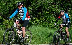 26-05-2016 SPA: BvdGF WeBike2ChangeDiabetes Challenge, Perarrua<br /> Dag 6  Castejon de Sos – Perarrua /  Vanaf Castejon de Sos naar het hoogste punt van deze week. We fietsen dan tot 2.090 hoogtemeters vanaf het hotel dat op 800 hoogtemeters ligt. Een transfer brengt ons naar Campo. In Campo hebben we een alternatief laatste stukje door per raft de kolkende rivier af te dalen naar Perarrua / Michel