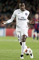 Paris Saint-Germain's Blaise Matuidi during Champions League 2014/2015 match.December 10,2014. (ALTERPHOTOS/Acero)