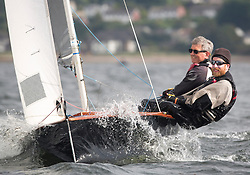 Largs Regatta Week 2017 <br /> <br /> Day 2, 13460, GP14, Peter Collings, Chris McGlennon<br /> <br /> Picture Marc Turner
