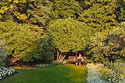 English Gardens. Assiniboine Park<br /> Winnipeg<br /> Manitoba<br /> Canada
