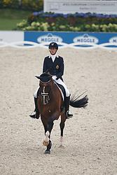 Verwimp Jorinde, (BEL), Tiamo<br /> Grand Prix<br /> European Championships - Aachen 2015<br /> © Hippo Foto - Dirk Caremans<br /> 12/08/15