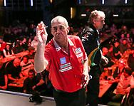 Wayne Warren during the BDO World Professional Championships at the O2 Arena, London, United Kingdom on 5 January 2020.