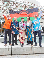 Scottish politicians to celebrate links with Malawi. A new report to launched which shows links with the African country now exist in every Holyrood constituency and region. Photocall opportunity as Ruth Davidson, Kezia Dugdale, Willie Rennie, Patrick Harvie and Dr Alasdair Allan wear traditional Malawian clothing.