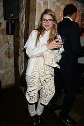 TATIANA HAMBRO  at 'Bodo's Schloss Goes Wild For Lewa' held at Bodo's Schloss, 2A Kensington High St, London W8 on 9th October 2013.