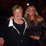 Nieuwjaarshow Staatsloterij, Erica Terpstra en Inge de Bruijn
