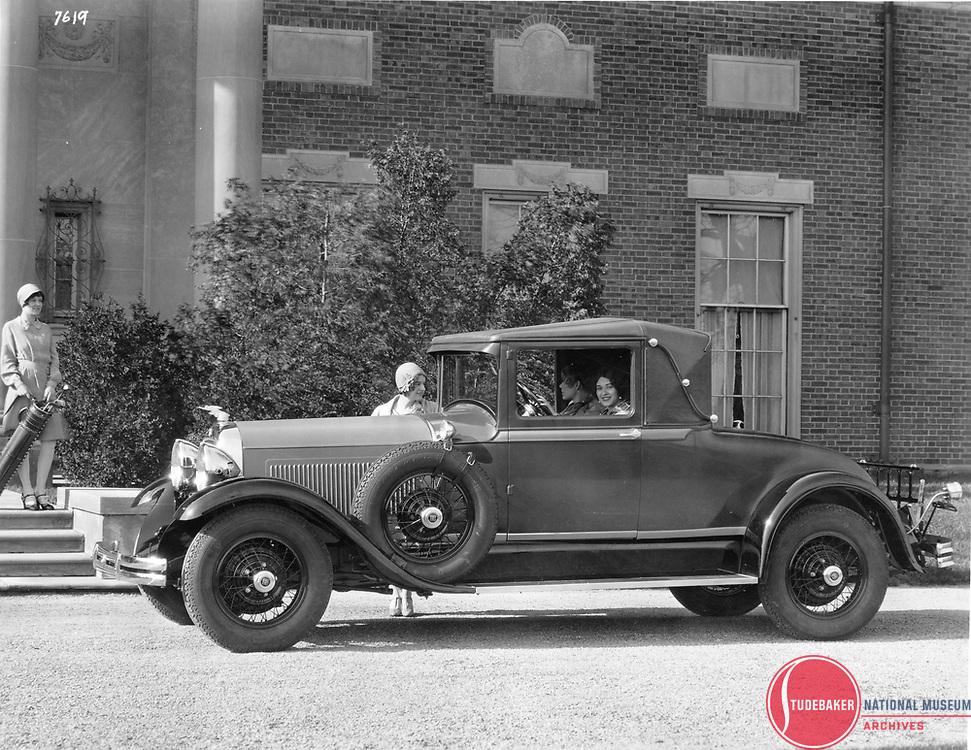 1928 Studebaker President Cabriolet