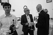 ANISH KAPOOR, ALLEN JONES, RA Annual dinner 2018. Piccadilly, 5 June 2018.