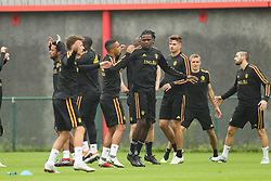 September 5, 2018 - Tubize, BELGIUM - Belgium's Dedryck Boyata pictured during a training session of Belgian national soccer team the Red Devils in Tubize, Wednesday 05 September 2018. The team is preparing for a friendly match against Scotland on 07 September and the UEFA Nations League match against Iceland on 11 September. BELGA PHOTO BRUNO FAHY (Credit Image: © Bruno Fahy/Belga via ZUMA Press)