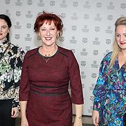 NLD/Rotterdam/20180124 - Openingsfilm IFFR 2018, premiere Jimmy, Loes Luca en vriendinnen