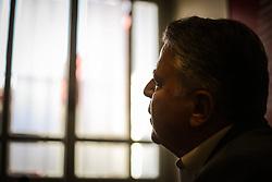 Jornalista e escritor Tibério Vargas Ramos. FOTO: Marcos Nagelstein/Agência Preview