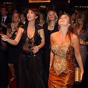 Miljonairfair 2004, Marielle Bastiaansen en Rosanna Lima