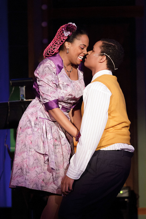 """Solano College Theatre presents """"Ain't Misbehavin,"""" directed by Dyan McBride. Photo © Mike Padua, 2012. All Rights Reserved."""