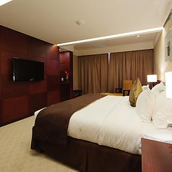 Quartos do HCTA - Hotel de Convenções de Talatona