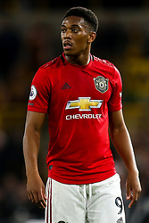 Anthony Martial of Manchester United - Mandatory by-line: Robbie Stephenson/JMP - 19/08/2019 - FOOTBALL - Molineux - Wolverhampton, England - Wolverhampton Wanderers v Manchester United - Premier League