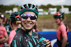 Sophie Wright (GBR)at GP de Plouay - Lorient Agglomération Trophée WNT, a 128 km road race in Plouay, France on August 31, 2019. Photo by Sean Robinson/velofocus.com