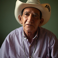 Jesus Antonio Rápalo Murillo, coffee farmer, La Laguna, Santa Bárbara, Honduras