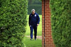1 June 2016 - Friendly International - England Training & PC - Roy Hodgson, England Manager - Photo: Marc Atkins / Offside.