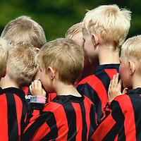 The Netherlands, 15-05-2004.<br /> Football, Pupillen-F. <br /> Time :<br /> Photo : Klaas Jan van der Weij