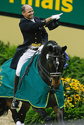 Peters Steffen (USA) - Ravel<br /> Grand Prix<br /> World Cup Final Las Vegas 2009<br /> Photo © Dirk Caremans