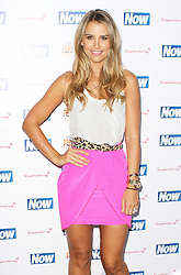 © Licensed to London News Pictures. 17/06/2014, UK. Vogue Williams, Now Magazine - Summer Party, Kanaloa, London UK, 17 June 2014. Photo credit : Brett D. Cove/Piqtured/LNP