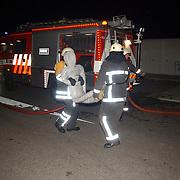 Gasoefening GAD Huizen, slachtoffer