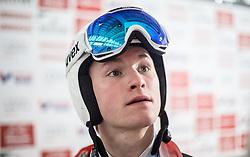 31.12.2014, Olympiaschanze, Garmisch Partenkirchen, GER, FIS Ski Sprung Weltcup, 63. Vierschanzentournee, Training, im Bild Marinus Kraus (GER) // during Trial Jump of 63rd Four Hills <br /> Tournament of FIS Ski Jumping World Cup at the Olympiaschanze, Garmisch Partenkirchen, Germany on 2014/12/31. EXPA Pictures © 2014, PhotoCredit: EXPA/ JFK