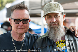 Actor Robert Patrick at the Born Free Motorcycle Show (BF11) at Oak Canyon Ranch, Silverado  CA, USA. Saturday, June 22, 2019. Photography ©2019 Michael Lichter.