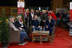 BWP Café, Van Tricht Tim, Conter Stefan, Devos Leo, Bruynseels Niels, Philippaerts Ludo<br /> Hengstenkeuring BWP - Lier 2018<br /> © Hippo Foto - Dirk Caremans<br /> 18/01/2018
