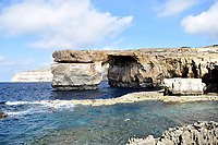Azur Window on Owejra Gozo