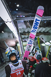 30.11.2019, Nordic Arena, Ruka, FIN, FIS Weltcup Ski Sprung, im Bild Feature Skisprung BWT // Feature Skijumping BWT during the FIS ski jumping World Cup of the Nordic Opening at the Nordic Arena in Ruka, Finland on 2019/11/30. EXPA Pictures © 2019, PhotoCredit: EXPA/ JFK