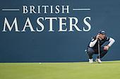 The British Masters 2018, 12-10-2018. 121018