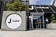 Foto Fabio Ferrari/LaPresse <br /> 05 Maggio 2020 Torino, Italia <br /> News<br /> Emergenza COVID-19 (Coronavirus) - La Juventus torna al lavoro<br /> Nella foto:Esterni J Medical<br /> <br /> Photo Fabio Ferrari/LaPresse <br /> May 5, 2020 Turin, Italy <br /> News<br /> COVID-19 emergency (Coronavirus) - Juventus Fc return to work.<br /> in the pic:external view J Medical