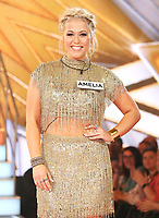 Amelia Lily Oliver, Celebrity Big Brother: Summer 2017 - Live Launch Show, Elstree Studios, Elstree UK, 01 August 2017, Photo by Brett D. Cove
