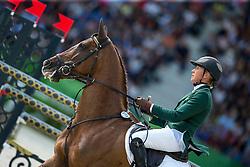 Aoife Clark, (IRL), Fenyas Elegance - Jumping Eventing - Alltech FEI World Equestrian Games™ 2014 - Normandy, France.<br /> © Hippo Foto Team - Leanjo De Koster<br /> 31-08-14